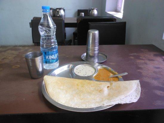 Sri Krishna Cafe : Masala Dosa