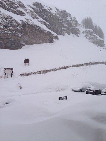 Hotel Miravidi : Beautiful Snow