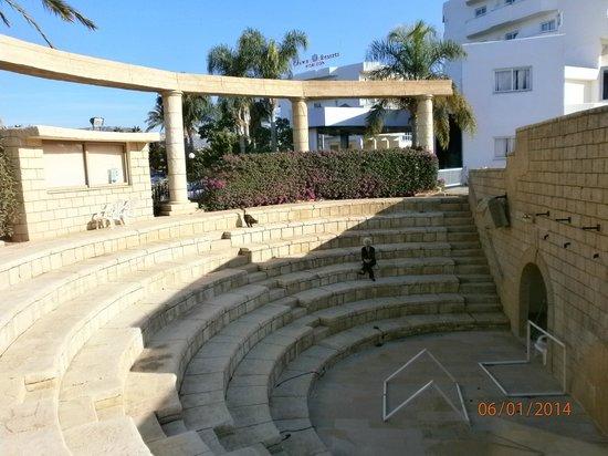 Crown Resorts Horizon: амфитеатр