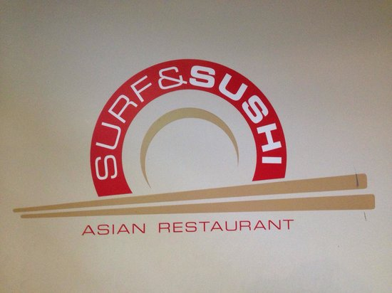 Surf & Sushi: .
