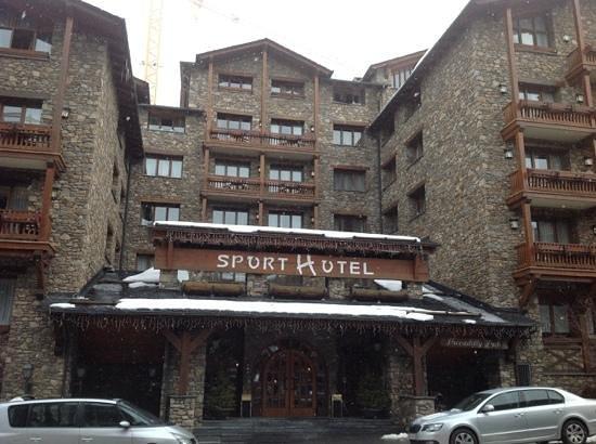 Sport Hotel Hermitage & Spa: Añade un título