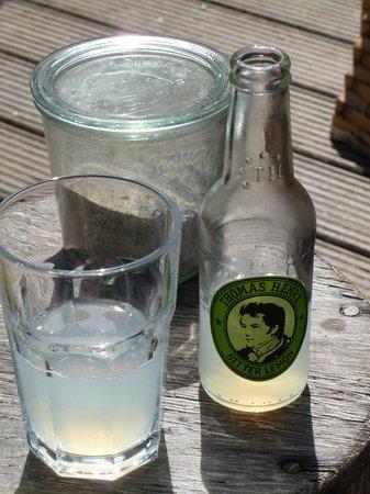 Weisse Düne: Das beste Bitter Lemon