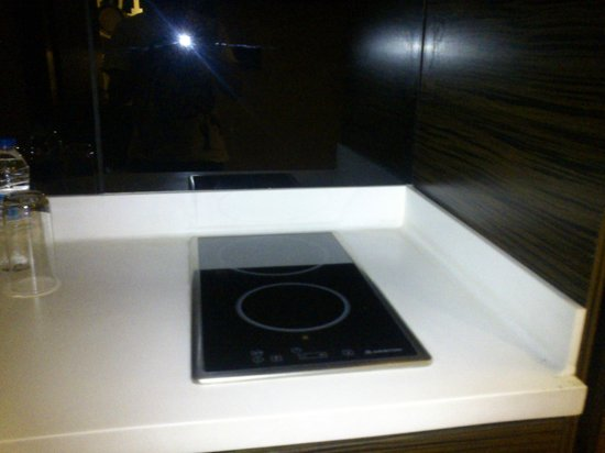 Fraser Suites New Delhi: Hot Plate