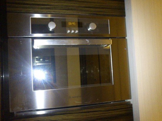 Fraser Suites New Delhi: Microwave