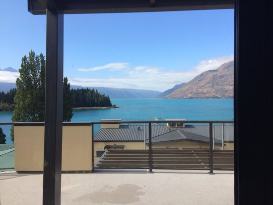Peppers Beacon Queenstown : What a view