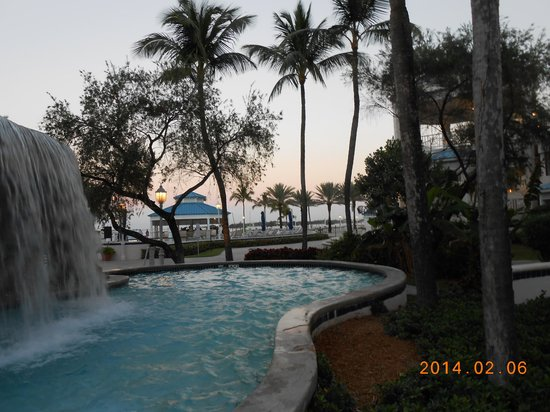 Melia Nassau Beach - All Inclusive: one of the pools