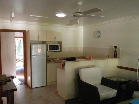 Lorhiti Apartments: Kitchen Korhiti