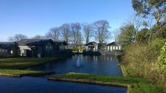 Kentisbury Grange: Our lodge