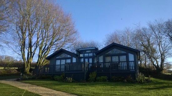 Kentisbury Grange: Another lodge