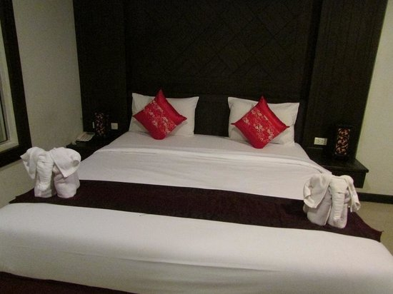 Patong Princess Hotel: Clean Room
