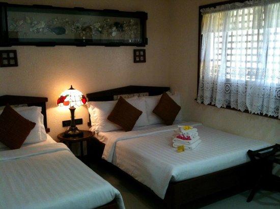 Sophia's Garden Resort : Guest room
