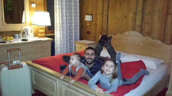 Hotel La Stua: Camera 202....spettacolo
