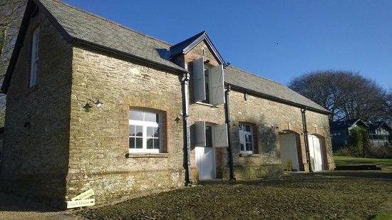 Kentisbury Grange: The Coach house