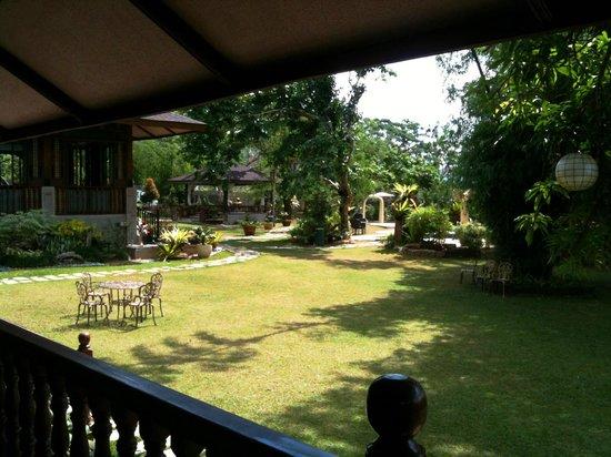 Sophia's Garden Resort : Gardens