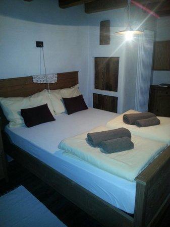 B&B Contrada Beltramelli : camera da letto