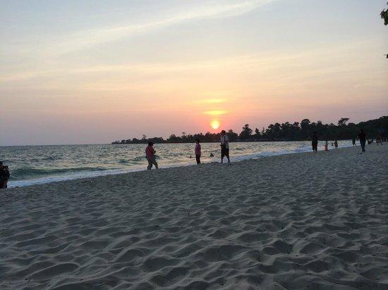 Sokha Beach Resort: Sunset