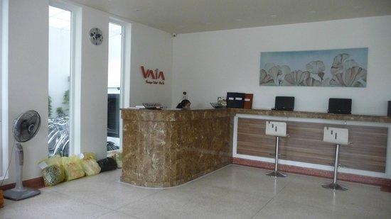 VaiA Boutique Hotel : Lobby