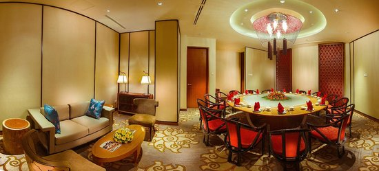 Si Chuan Dou Hua VIP Dining Room Picture Of PARKROYAL Yangon