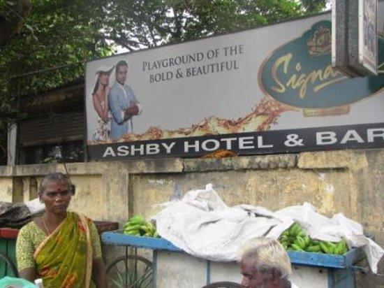 Ashby Hotel : Hotel Ashby