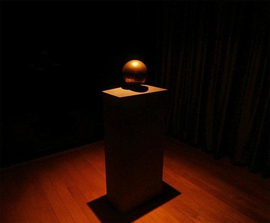Muzej Nikole Tesle (Nikola Tesla Museum) : Урна с прахом Николы Теслы