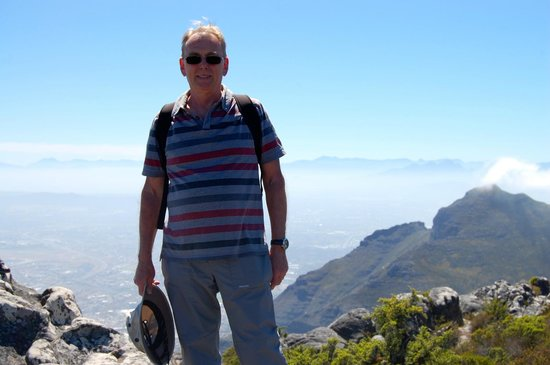 The Cape Town Tour Guide Co.: The Top of Table Mountain, Cape Town