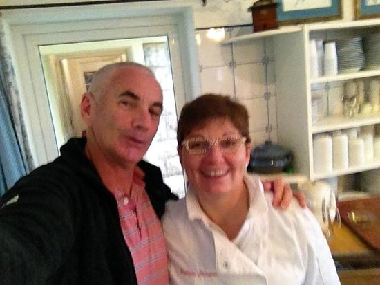 Institut de Francais: Natalie the chef prepared fantastic food!!