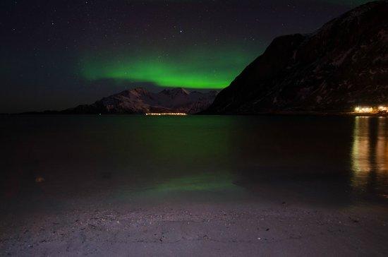 Tromso Fjords: Aurora boreale 2