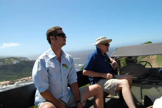 The Cape Town Tour Guide Co.: The Featherbed Tour