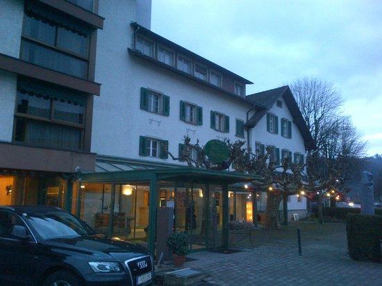 Hotel Hoher Freschen: Facade