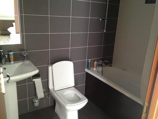 Blues Hotel : ванна