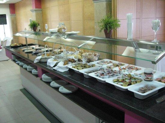 Hotel Elimar : Food