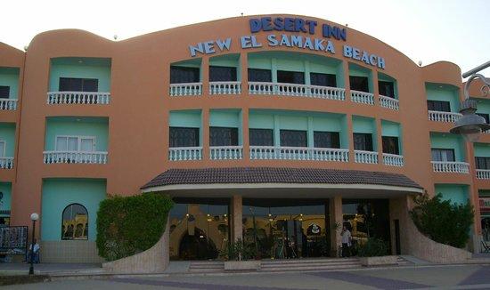 El Samaka Komfort Hotel