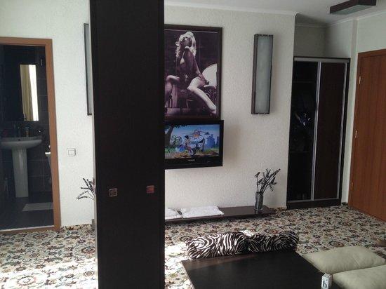 Blues Hotel : комната