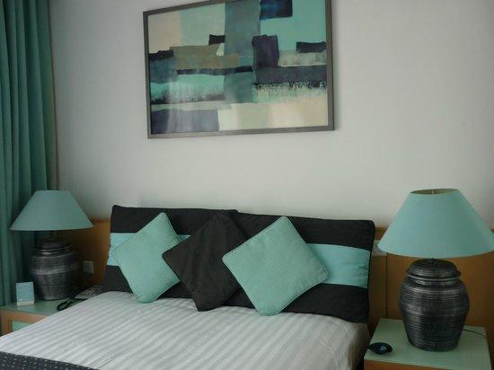 Hotel Juliani: sehr durchgestyltes Zimmer