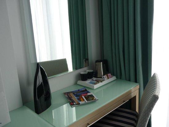 Hotel Juliani: Kaffee- und Teekocher
