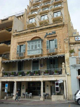 Hotel Juliani: das Hotel