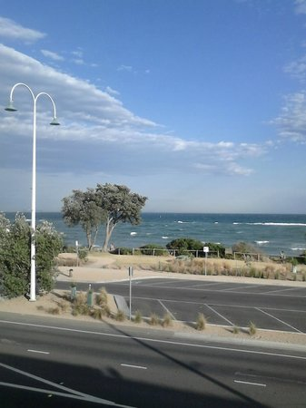 Stella's Dromana Hotel: View from room 11