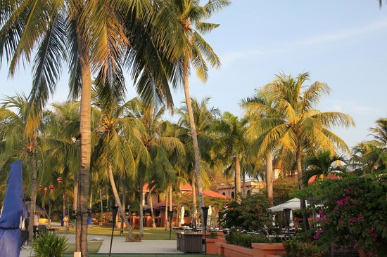 Casa del Mar, Langkawi: Les jardins