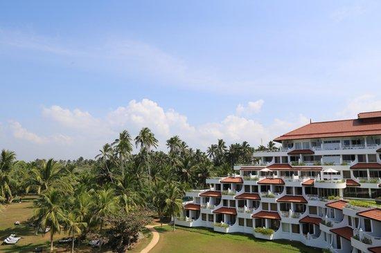 Vivanta by Taj - Bentota: The hotel at daytime