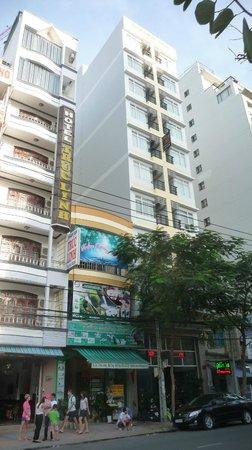 Hoang Hai (Golden Sea) Hotel: Hotel