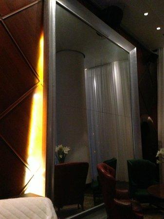 Delano South Beach Hotel: Interni bellissimi..