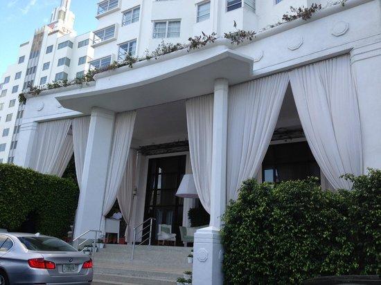 Delano South Beach Hotel : Ingresso hotel