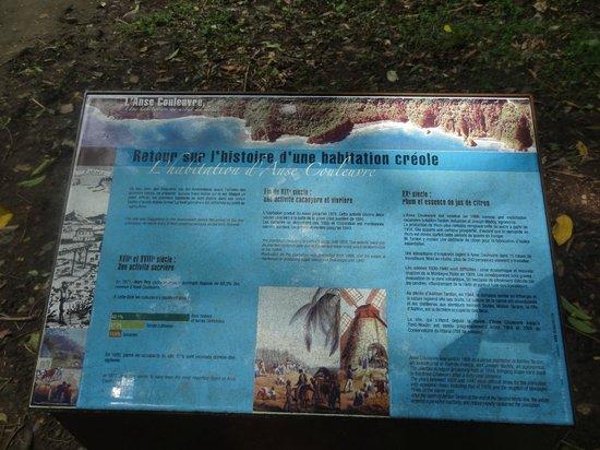 Anse Couleuvre: Habitation créole