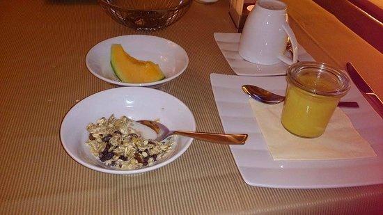Alpin Hotel Garni Eder: Breakfast