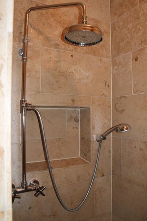 Country Manor Orphee: shower , you care