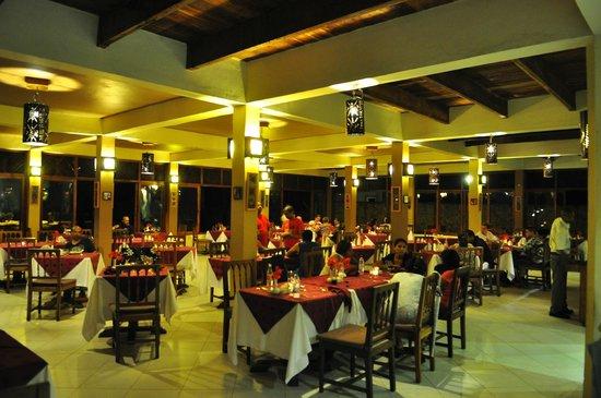Neptune Pwani Beach Resort & Spa: non smoking area with less atmosphere
