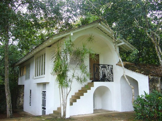 Lunuganga : Gatehouse Suite