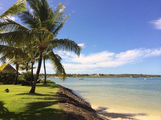 Four Seasons Resort Mauritius at Anahita: Ocean vew