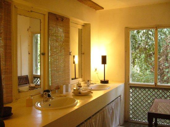 Lunuganga : 洗面台スペース