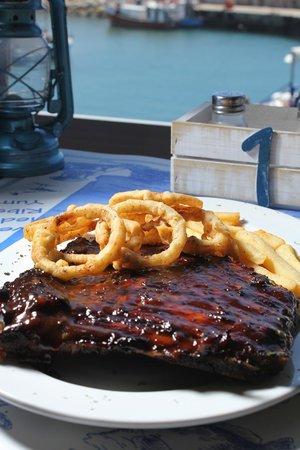 On The Harbour: Juicy, Tender Ribs!!